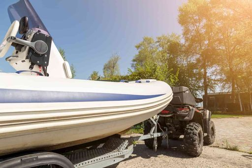 Summer Toy Insurance: Boat, Jet Ski, ATV, and more!